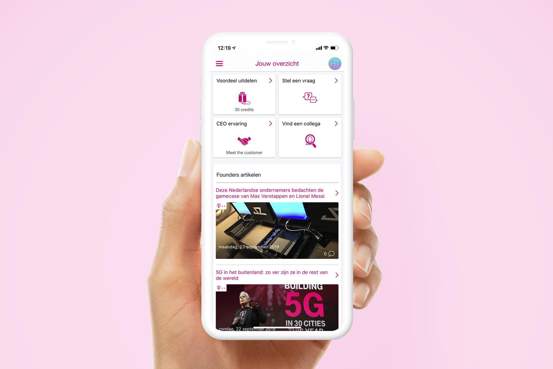 CEO app